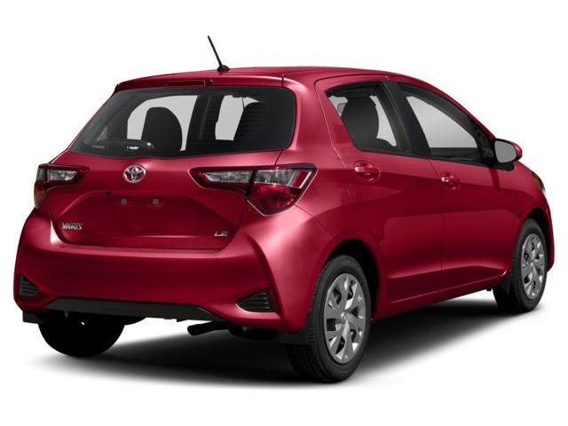 2019 Toyota Yaris LE (Stk: 78580) in Toronto - Image 3 of 9