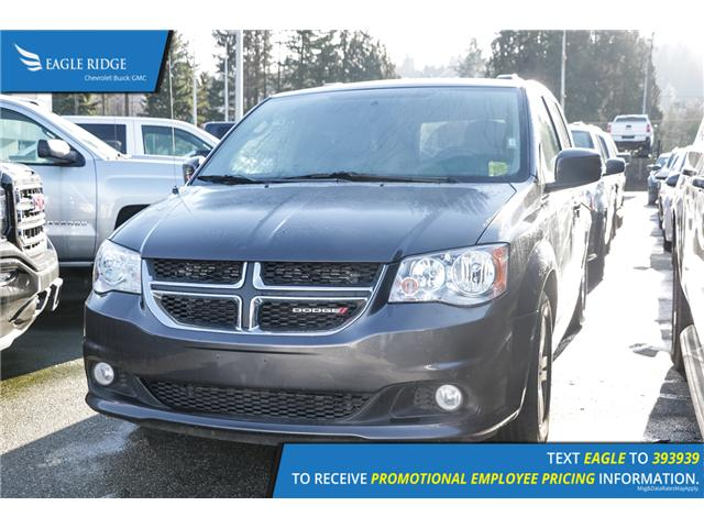 2017 Dodge Grand Caravan Crew (Stk: 179083) in Coquitlam - Image 1 of 5