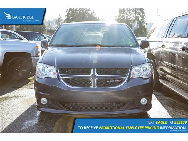 2017 Dodge Grand Caravan Crew (Stk: 179083) in Coquitlam - Image 2 of 5