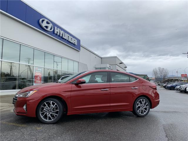 2019 Hyundai Elantra Luxury (Stk: H92-7985) in Chilliwack - Image 1 of 12