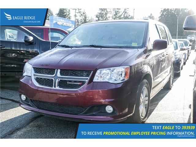 2017 Dodge Grand Caravan Crew (Stk: 179223) in Coquitlam - Image 1 of 5