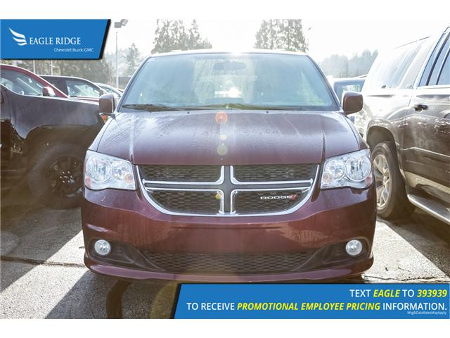 2017 Dodge Grand Caravan Crew (Stk: 179223) in Coquitlam - Image 2 of 5