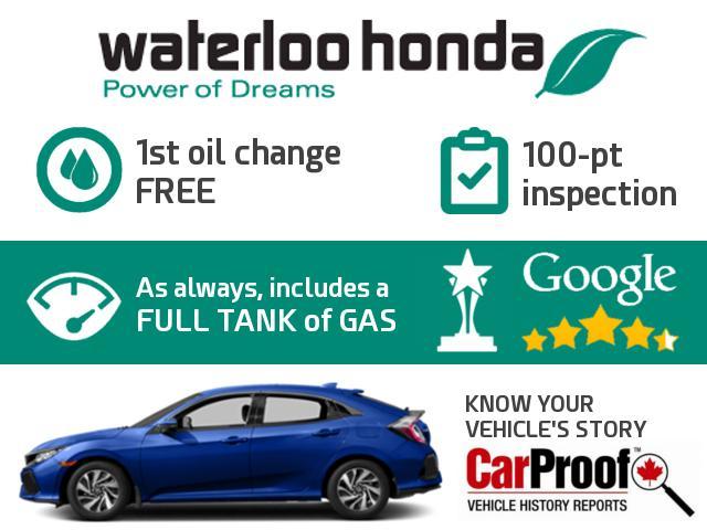 2016 Honda Civic LX (Stk: U5077) in Waterloo - Image 2 of 3
