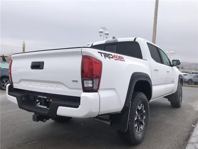 2019 Toyota Tacoma TRD Off Road (Stk: 190114) in Cochrane - Image 5 of 19