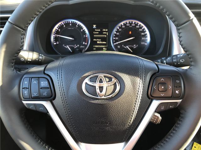 2019 Toyota Highlander XLE (Stk: 190050) in Cochrane - Image 4 of 20