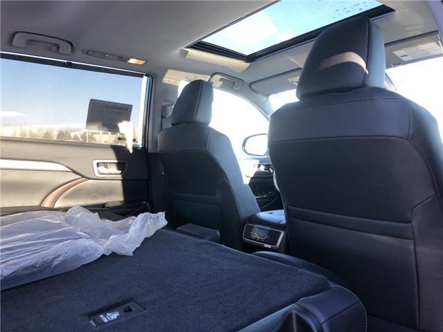 2019 Toyota Highlander XLE (Stk: 190050) in Cochrane - Image 16 of 20