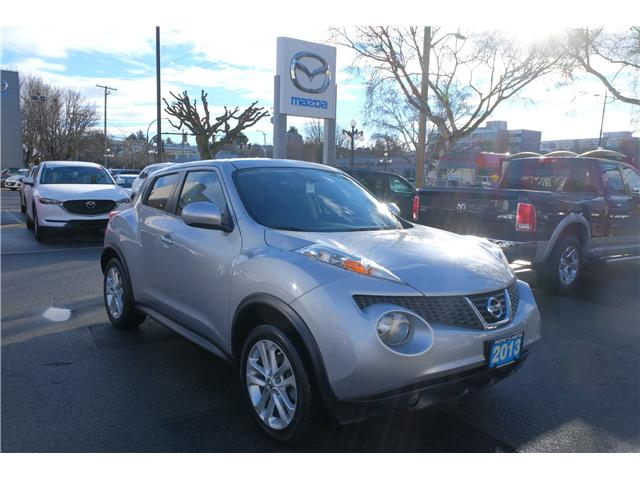 2013 Nissan Juke SL (Stk: 7840A) in Victoria - Image 1 of 23