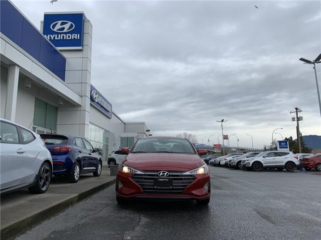 2019 Hyundai Elantra Luxury (Stk: H92-7985) in Chilliwack - Image 3 of 12