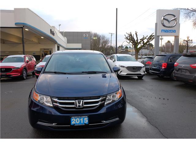 2015 Honda Odyssey EX-L (Stk: 7841A) in Victoria - Image 2 of 28
