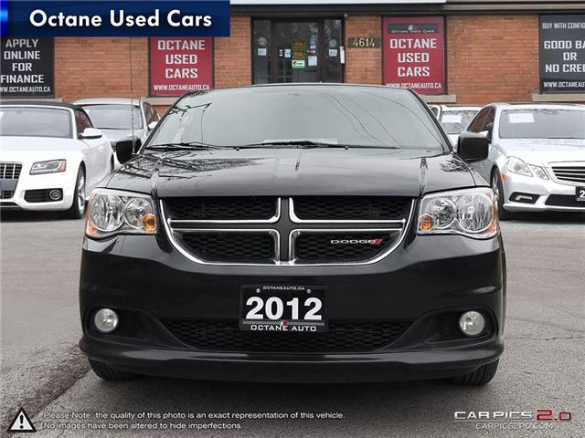 2012 Dodge Grand Caravan Crew (Stk: ) in Scarborough - Image 2 of 24