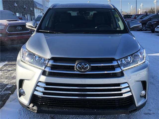 2019 Toyota Highlander XLE (Stk: 190061) in Cochrane - Image 2 of 18