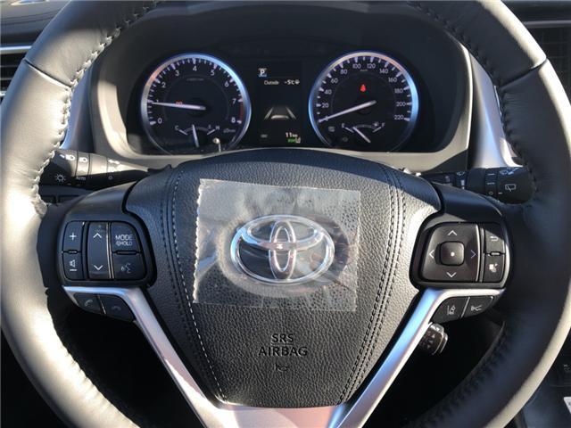 2019 Toyota Highlander Limited (Stk: 190045) in Cochrane - Image 4 of 21