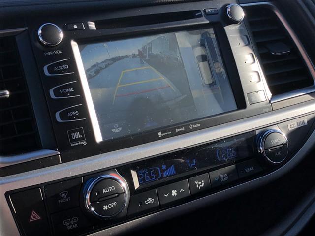 2019 Toyota Highlander Limited (Stk: 190045) in Cochrane - Image 6 of 21