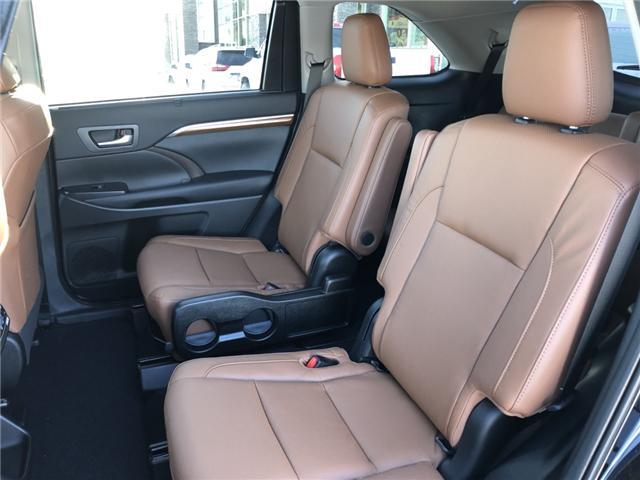 2019 Toyota Highlander Limited (Stk: 190045) in Cochrane - Image 8 of 21