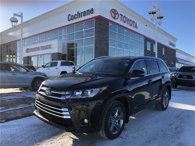 2019 Toyota Highlander Limited (Stk: 190045) in Cochrane - Image 1 of 21