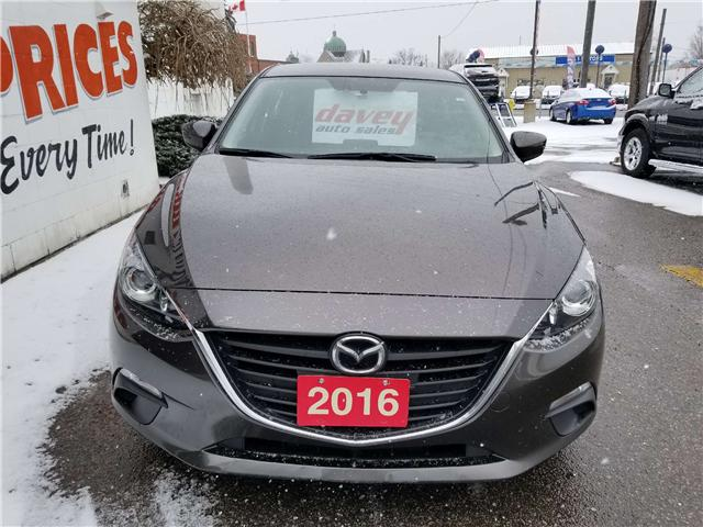 2016 Mazda Mazda3 GS (Stk: 19-028) in Oshawa - Image 2 of 15