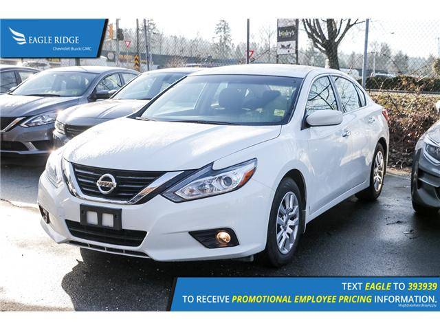 2017 Nissan Altima 2.5 (Stk: 179462) in Coquitlam - Image 1 of 5