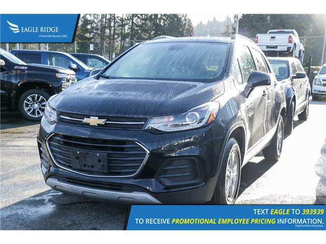 2018 Chevrolet Trax LT (Stk: 189560) in Coquitlam - Image 1 of 5