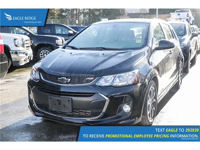 2018 Chevrolet Sonic LT Auto (Stk: 189571) in Coquitlam - Image 1 of 5