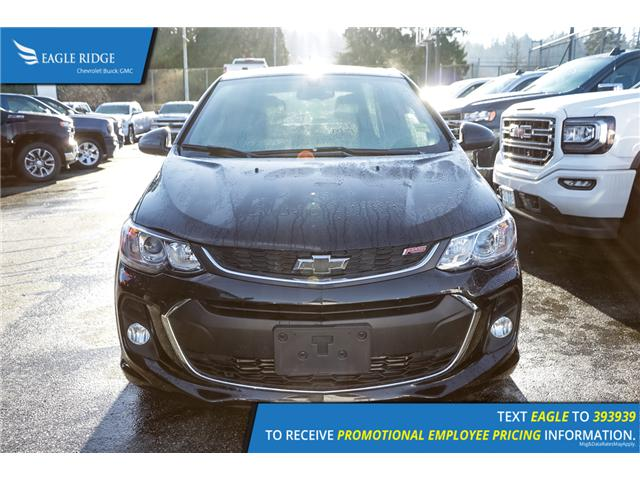 2018 Chevrolet Sonic LT Auto (Stk: 189571) in Coquitlam - Image 2 of 5