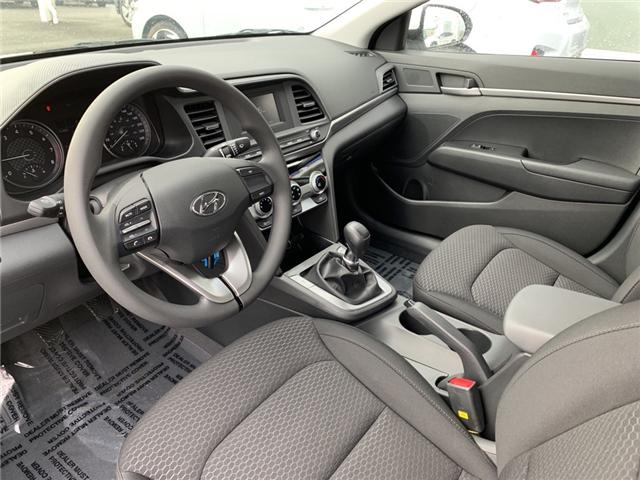 2019 Hyundai Elantra ESSENTIAL (Stk: H92-3983) in Chilliwack - Image 4 of 12