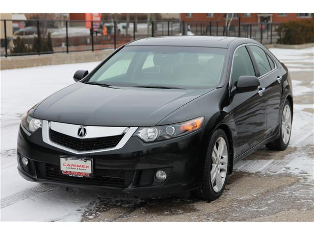 2010 Acura TSX V6 Technology Package (Stk: 1811577) in Waterloo - Image 1 of 28