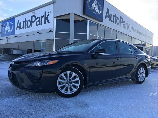 2018 Toyota Camry LE (Stk: 18-83495RJB) in Barrie - Image 1 of 26