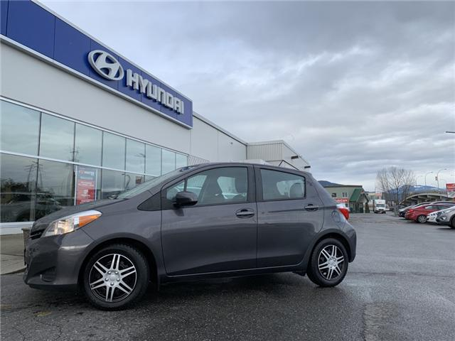 2014 Toyota Yaris  (Stk: H18-0146A) in Chilliwack - Image 1 of 12