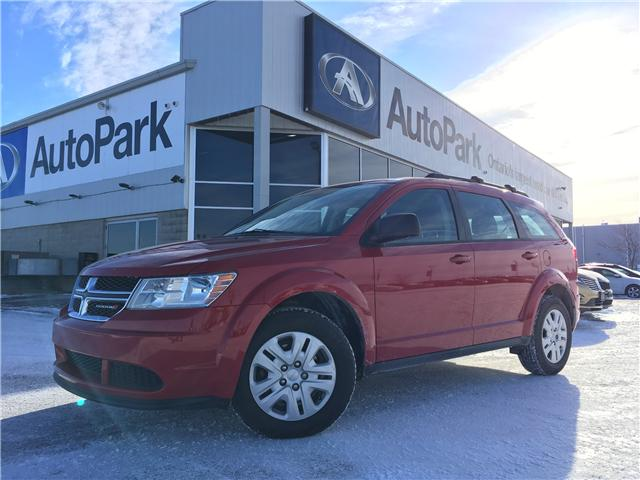 2016 Dodge Journey CVP/SE Plus (Stk: 16-70833JB) in Barrie - Image 1 of 25