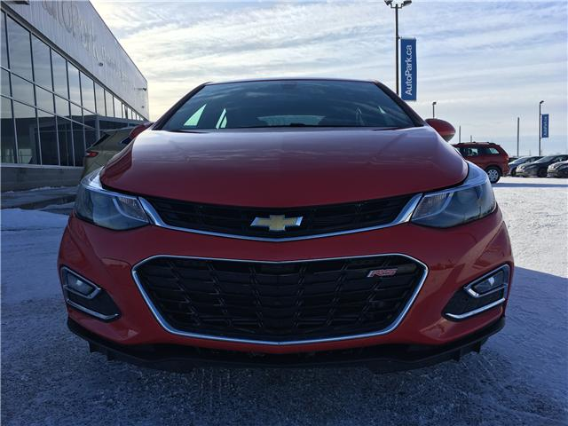 2018 Chevrolet Cruze Premier Auto (Stk: 18-85461RMB) in Barrie - Image 2 of 28