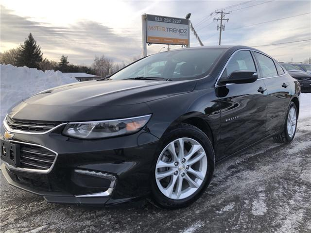 2018 Chevrolet Malibu LT (Stk: ) in Kemptville - Image 1 of 26