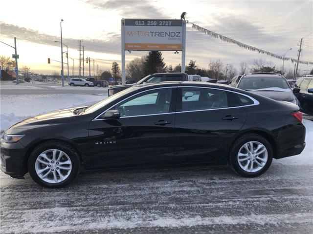 2018 Chevrolet Malibu LT (Stk: ) in Kemptville - Image 2 of 26