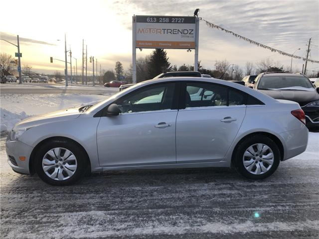 2012 Chevrolet Cruze LS (Stk: ) in Kemptville - Image 2 of 21