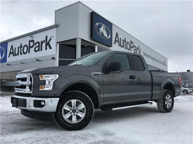 2017 Ford F-150 XL (Stk: 17-07457JB) in Barrie - Image 1 of 26