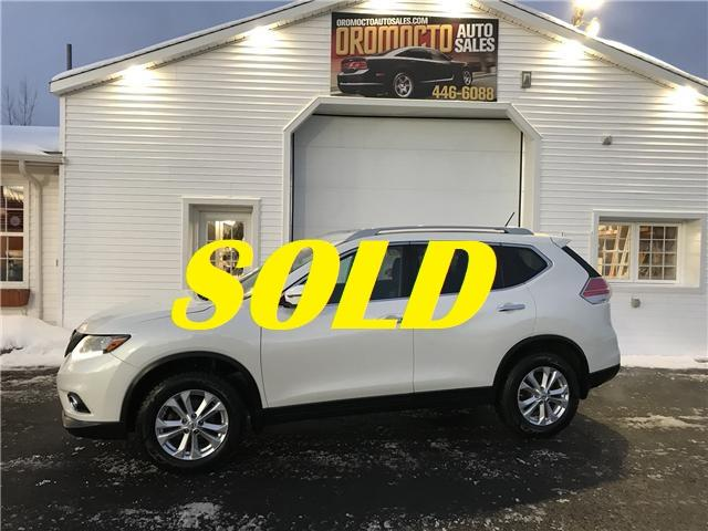 2016 Nissan Rogue SV (Stk: 620) in Oromocto - Image 1 of 12