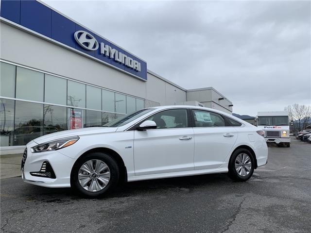 2018 Hyundai Sonata Hybrid GL (Stk: H94-3848) in Chilliwack - Image 1 of 11