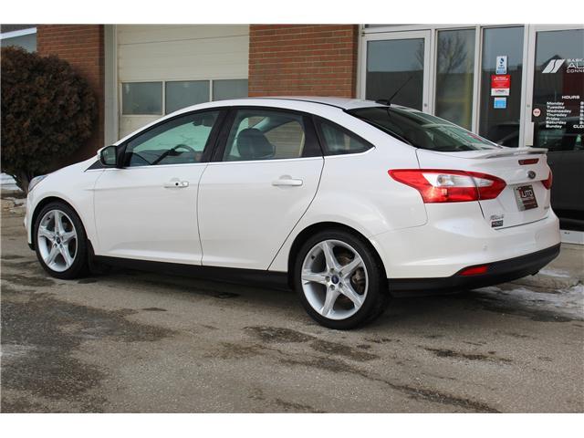 2012 Ford Focus Titanium (Stk: 397907) in Saskatoon - Image 2 of 23