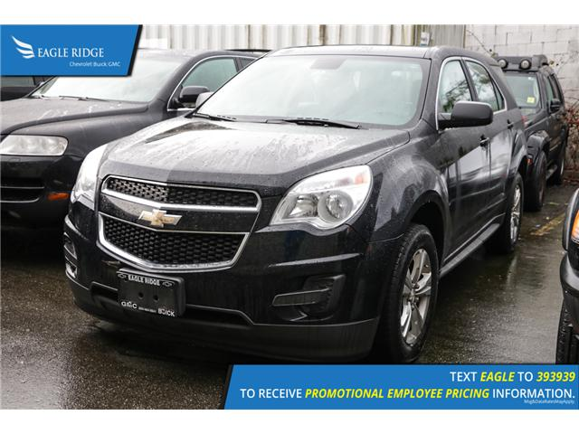 2015 Chevrolet Equinox LS (Stk: 54663A) in Coquitlam - Image 1 of 3