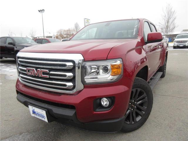 2018 GMC Canyon SLE (Stk: T291961) in Cranbrook - Image 1 of 18