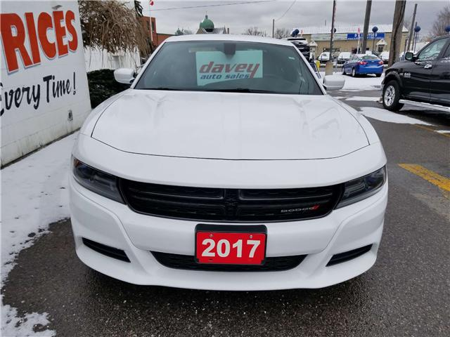 2017 Dodge Charger SXT (Stk: 19-042) in Oshawa - Image 2 of 16