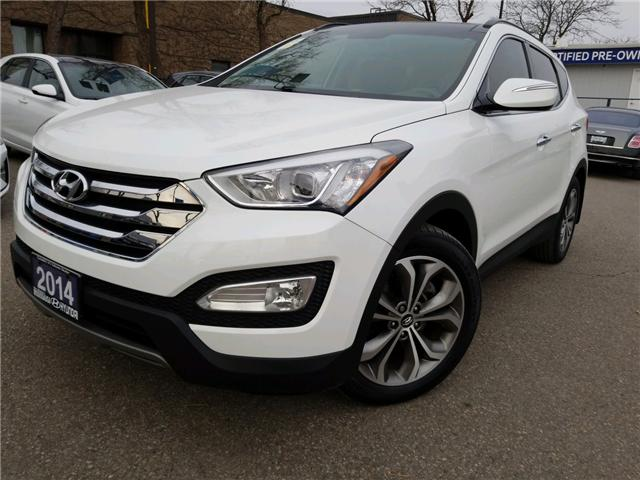 2014 Hyundai Santa Fe Sport 2.0T SE (Stk: 39151a) in Mississauga - Image 1 of 22