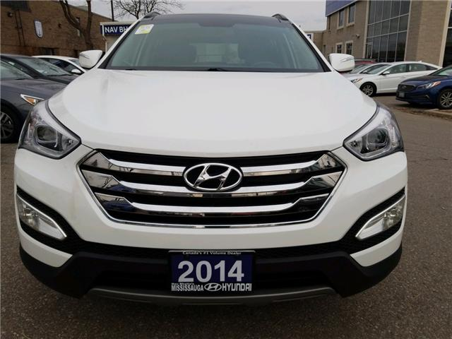 2014 Hyundai Santa Fe Sport 2.0T SE (Stk: 39151a) in Mississauga - Image 2 of 22
