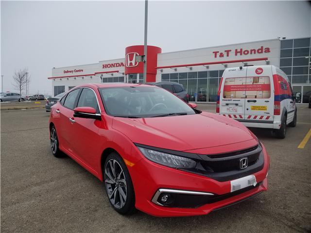 2019 Honda Civic Touring (Stk: 2190415) in Calgary - Image 1 of 9