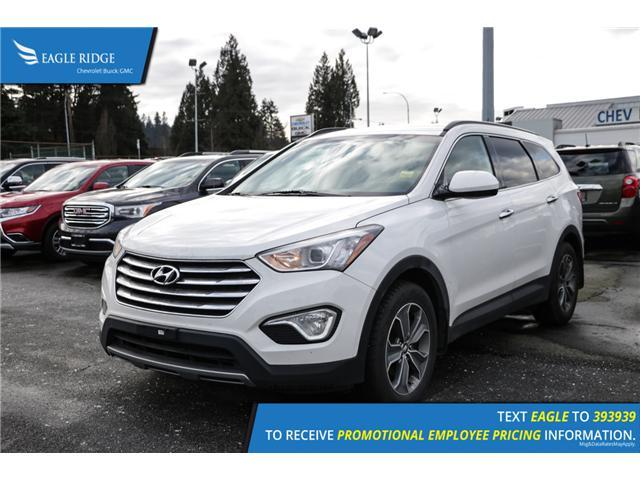 2015 Hyundai Santa Fe XL Base (Stk: 158306) in Coquitlam - Image 1 of 5