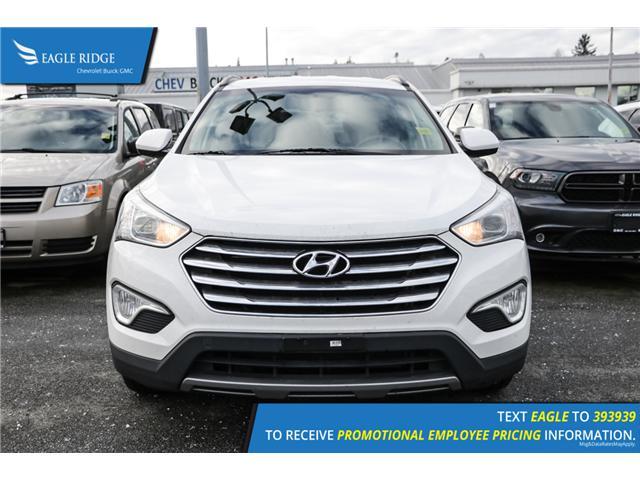 2015 Hyundai Santa Fe XL Base (Stk: 158306) in Coquitlam - Image 2 of 5