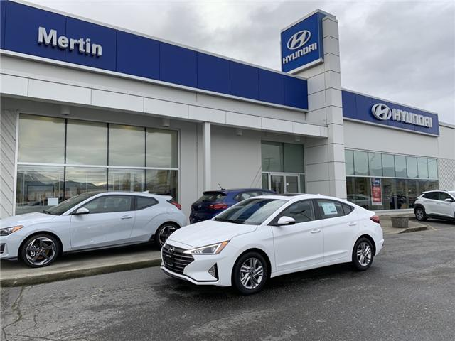 2019 Hyundai Elantra Preferred (Stk: H92-48060) in Chilliwack - Image 2 of 12