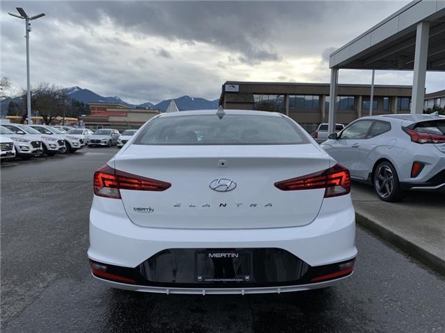 2019 Hyundai Elantra Preferred (Stk: H92-48060) in Chilliwack - Image 7 of 12