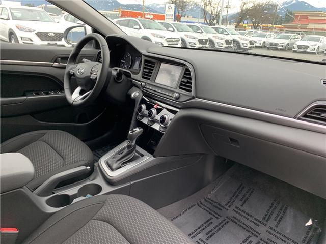 2019 Hyundai Elantra Preferred (Stk: H92-48060) in Chilliwack - Image 8 of 12
