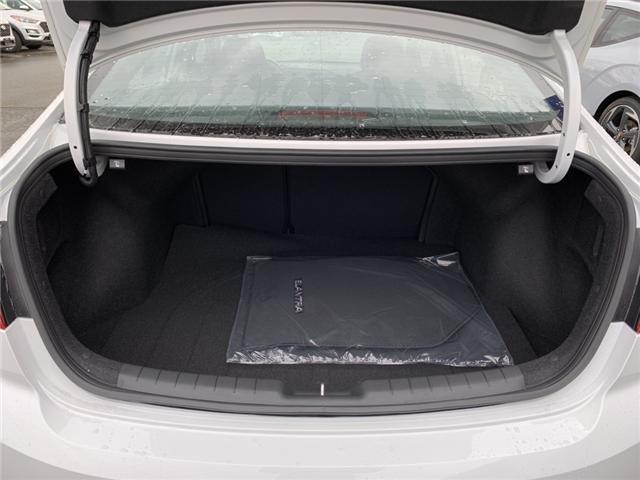 2019 Hyundai Elantra Preferred (Stk: H92-48060) in Chilliwack - Image 9 of 12