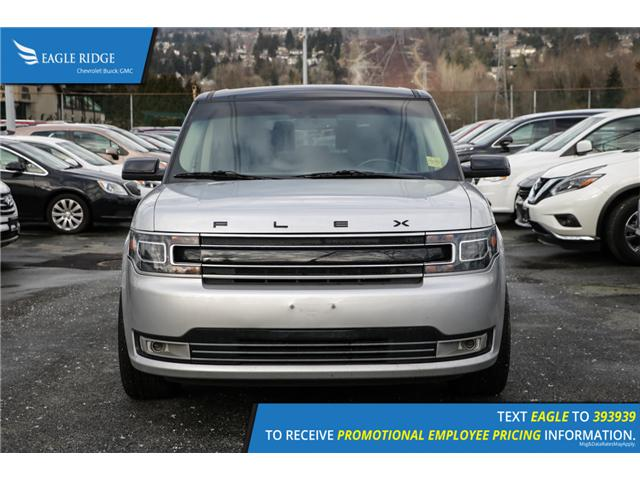 2018 Ford Flex Limited (Stk: 189249) in Coquitlam - Image 2 of 5